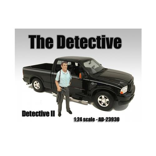 """The Detective #2"" Figure For 1:24 Scale Models by American Diorama"