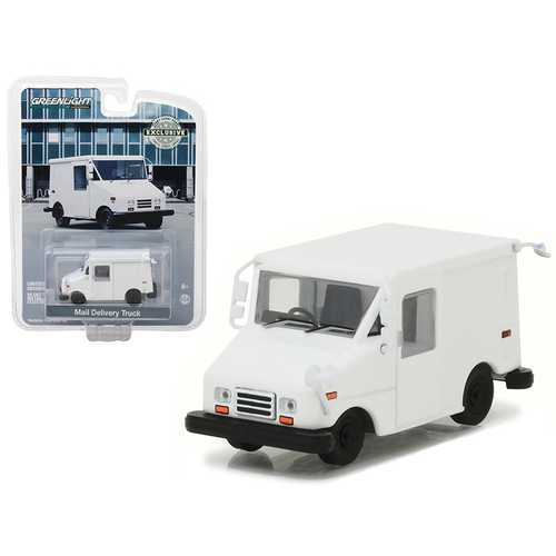 Long Live Postal Mail Delivery Vehicle (LLV) Hobby Exclusive 1/64 Diecast Model Car by Greenlight