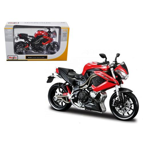Benelli Tornado Naked Tre R160 Bike 1/12 Motorcycle by Maisto