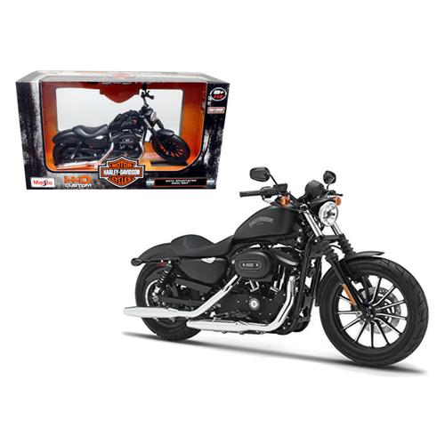 2014 Harley Davidson Sportster Iron 883 Motorcycle Model 1/12 by Maisto