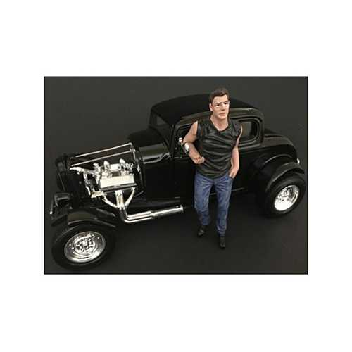 50's Style Figure III for 1:18 Scale Models by American Diorama