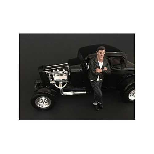 50's Style Figure I for 1:24 Scale Models by American Diorama