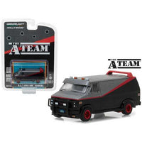 B.A's 1983 GMC Vandura The A Team (1983-1987 TV Series) Hollywood Series 19 1/64 Diecast Model Car by Greenlight