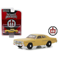 1978 Dodge Monaco Yellow