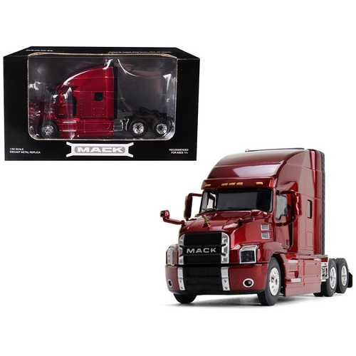Mack Anthem Sleeper Cab Lacquer Red 1/50 Diecast Model by First Gear -  ALittleBitofThisNThat