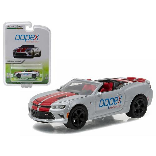 2016 Chevrolet Camaro SS Aapex Show Exclusive 1/64 Diecast Model Car  by Greenlight