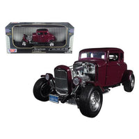 1932 Ford Coupe Burgundy