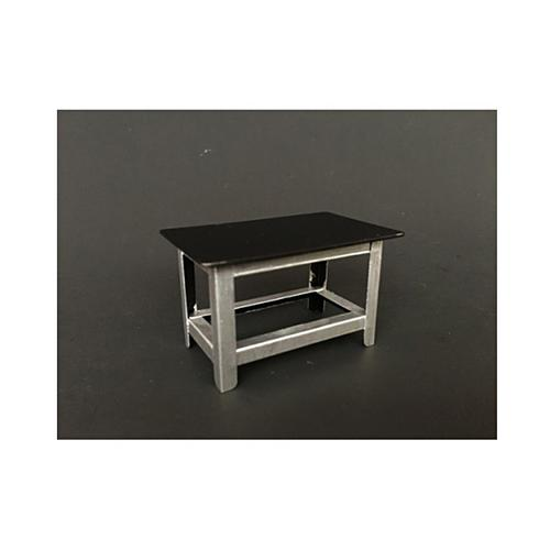 Metal Work Bench For 1:18 Scale Models by American Diorama