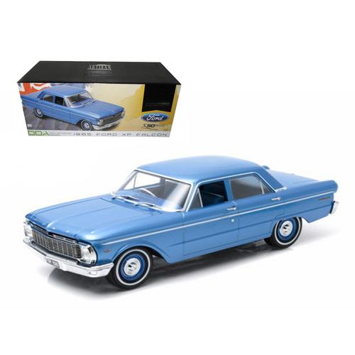 1965 Ford XP Falcon Blue 50th Anniversary 1/18 Diecast Model Car by Greenlight