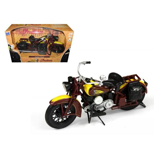 1934 Indian Chief Bike Motorcycle 1/12 by New Ray