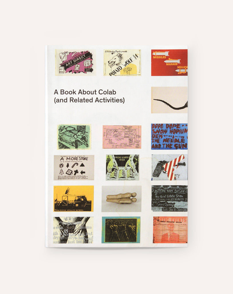A Book About Colab (and Related Activities)