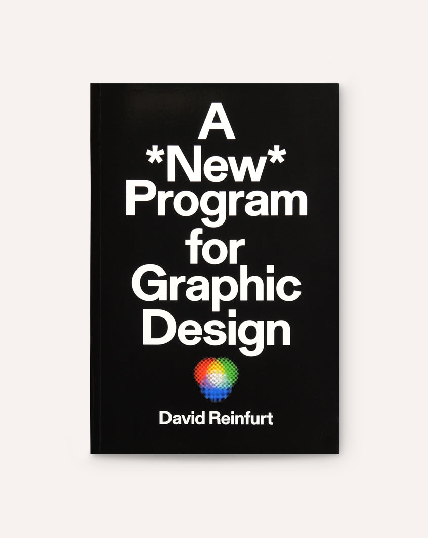 A New Program for Graphic Design