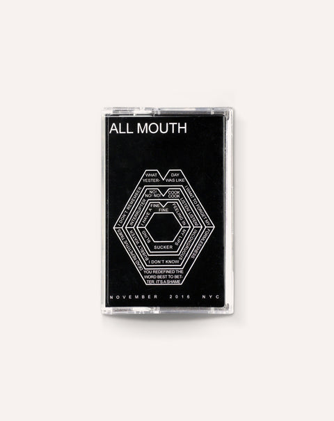 All Mouth / Maziyar Pahlevan