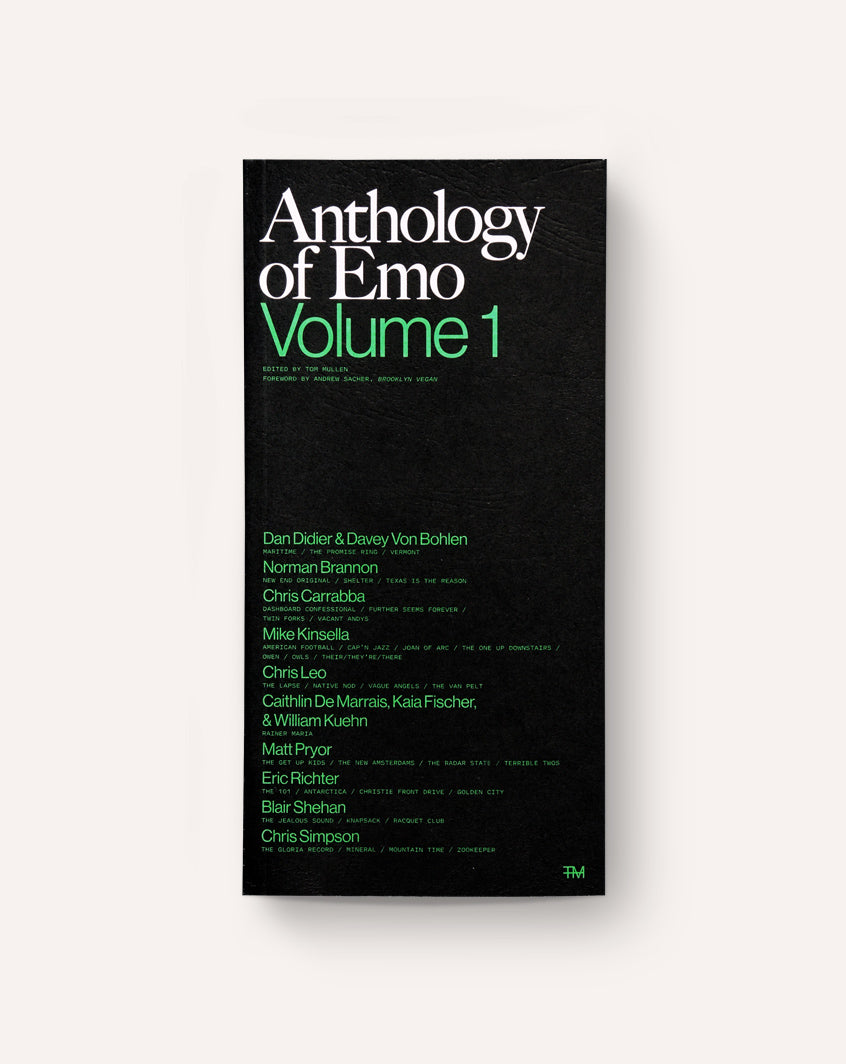 Anthology of Emo (Volume 1)