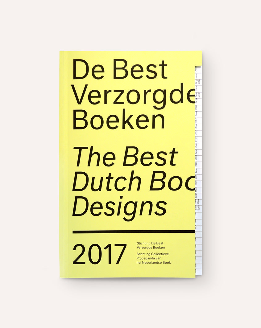 Best Dutch Book Designs 2017