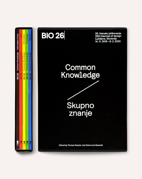 Bio 26: Common Knowledge (26th Biennial of Design Ljubljana)