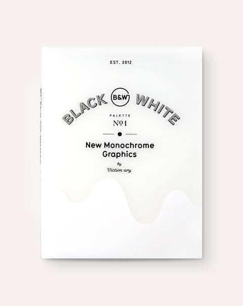 Palette 01 - Black & White: New Monochrome Graphics