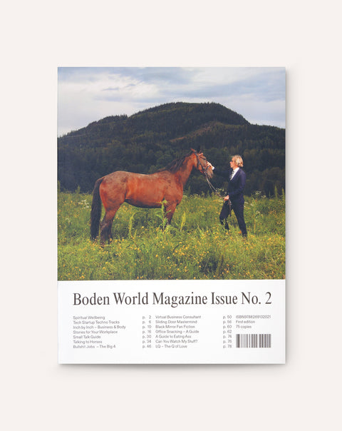 Boden World Magazine, Issue No. 2