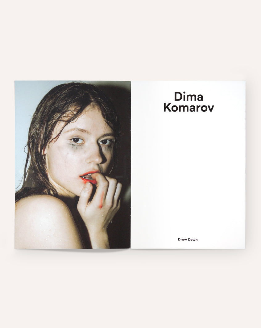 Young Russians in the pictures of Dima Komarov