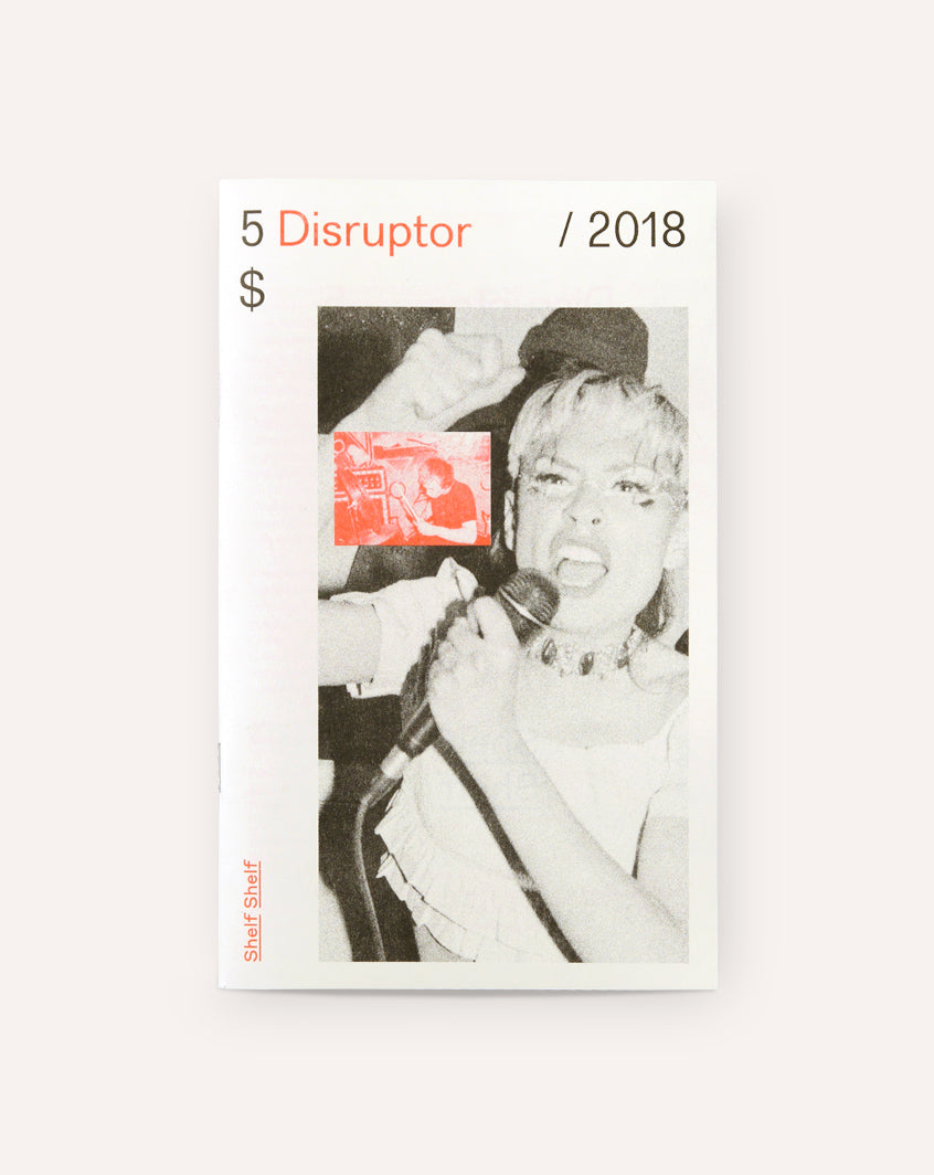 Disruptor - Issue Five
