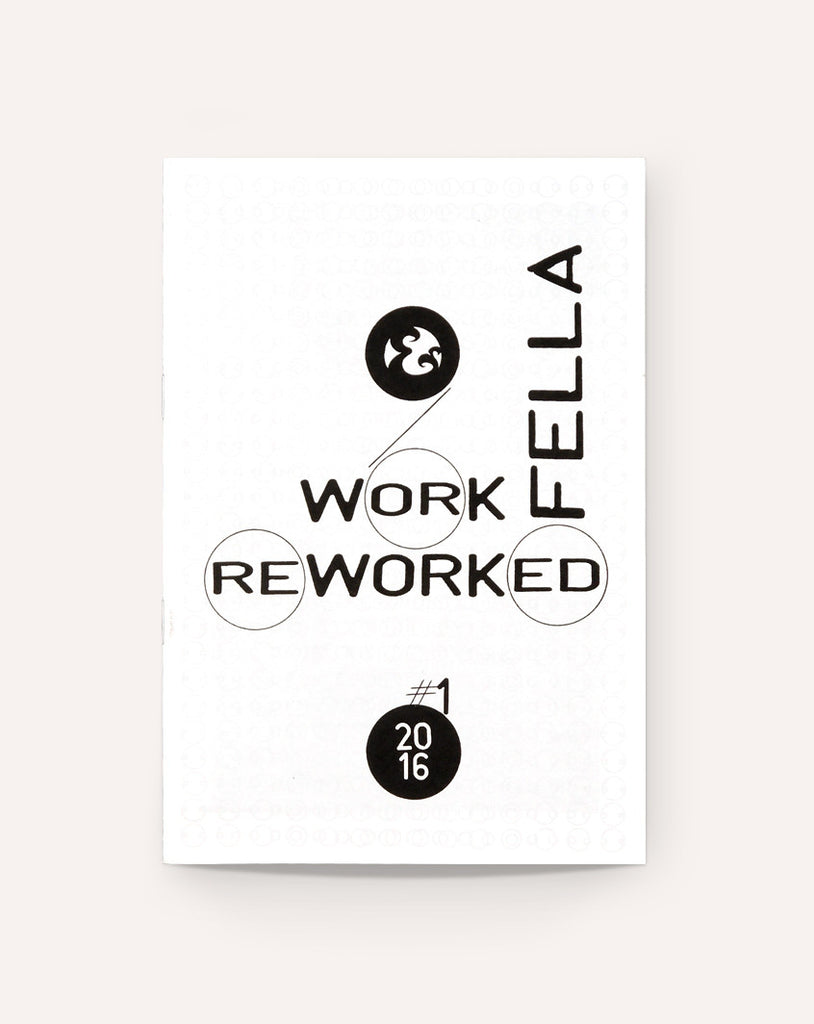 Work And / Or Rework / Ed Fella