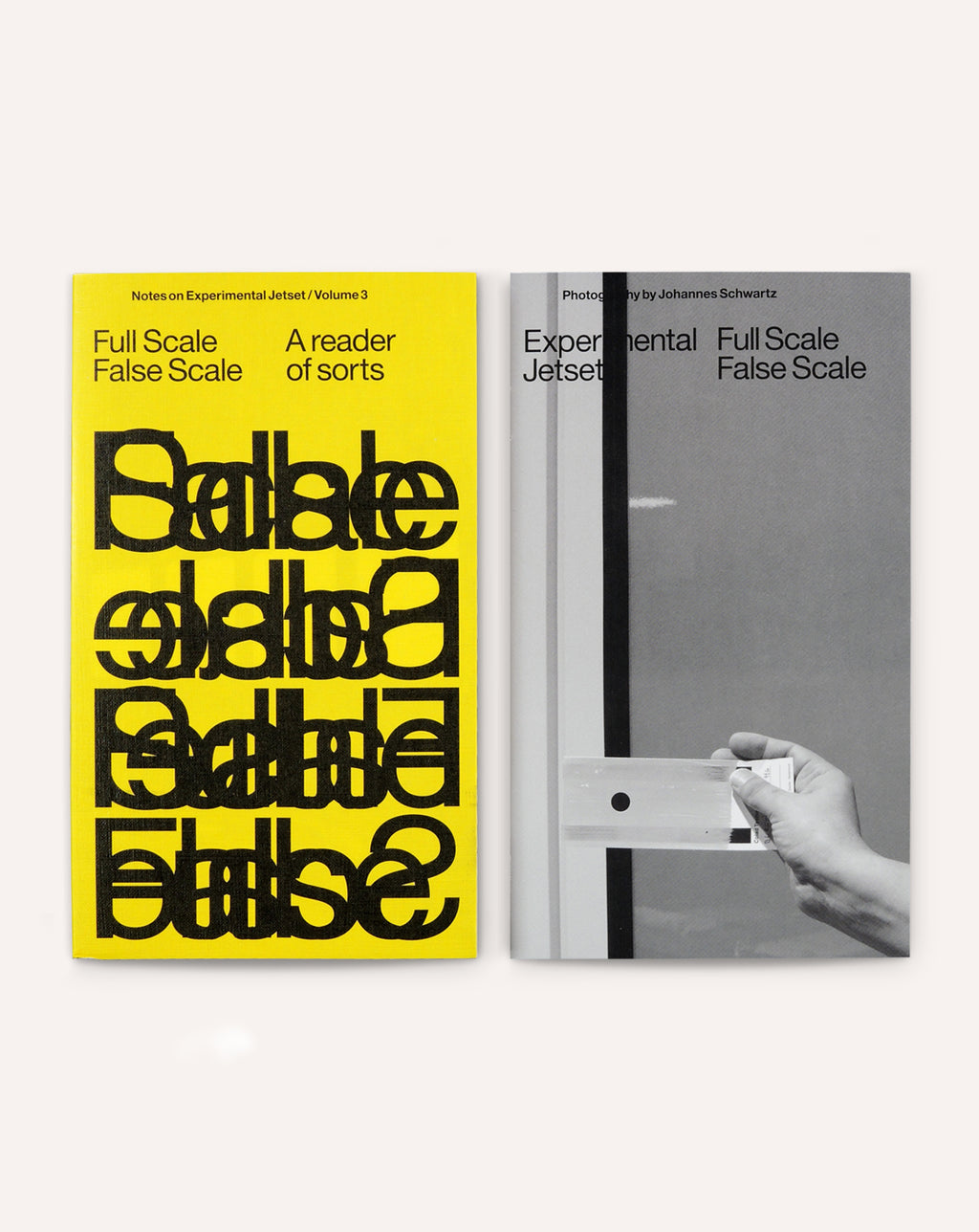 Full Scale, False Scale / Experimental Jetset