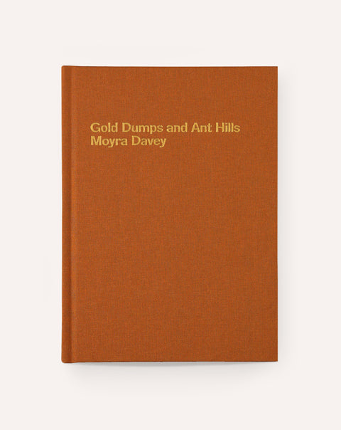 Gold Dumps and Ant Hills / Moyra Davey