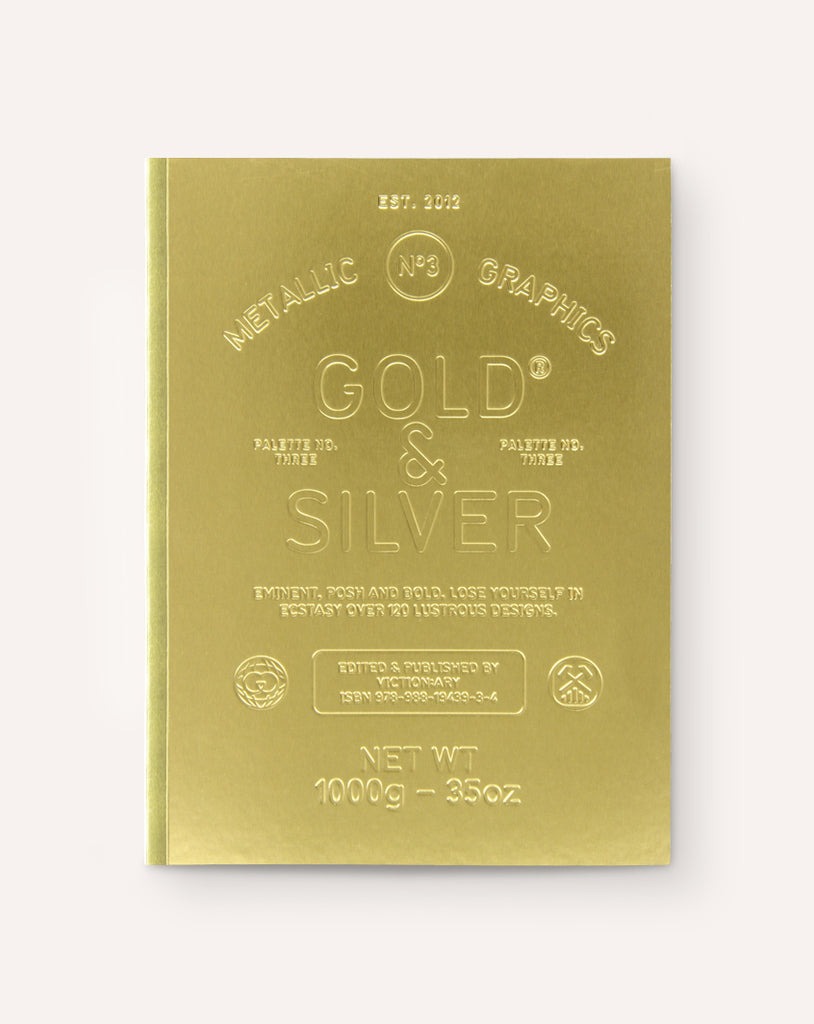 Palette 03 - Gold & Silver: New Metallic Graphics