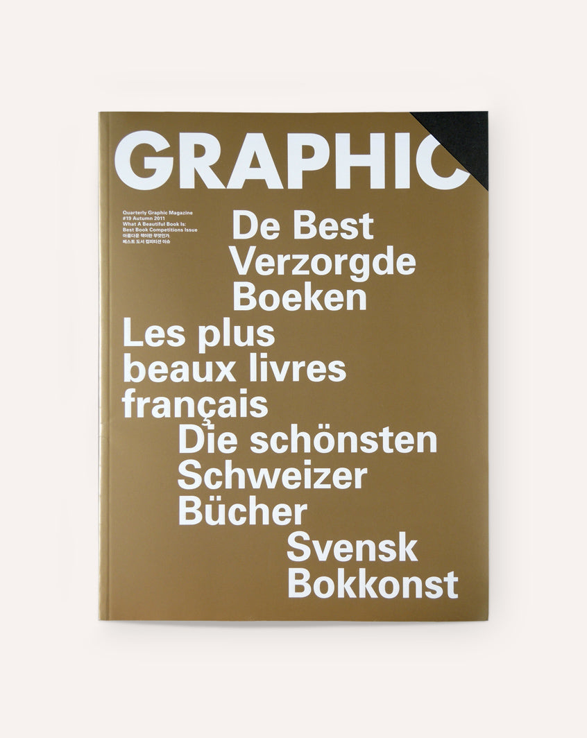 Graphic 19: What A Beautiful Book Is - Best Book Competition