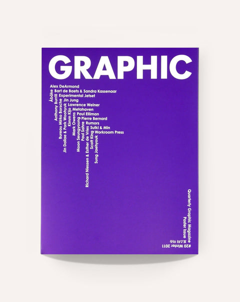Graphic 20: Poster Issue