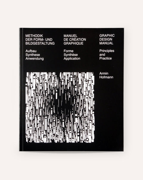 Graphic Design Manual: Principles and Practice / Armin Hoffmann
