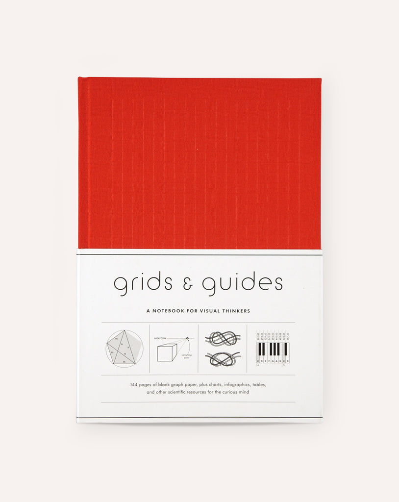 Grids & Guides (Red)