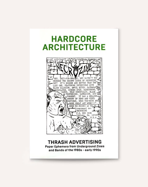 Hardcore Architecture: Thrash Advertising
