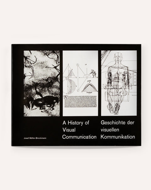 A History of Visual Communication / Josef Müller-Brockmann