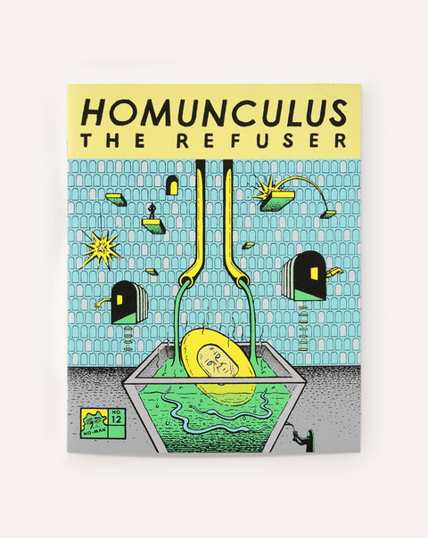 Homunculus - The Refuser / Rodger Binyone
