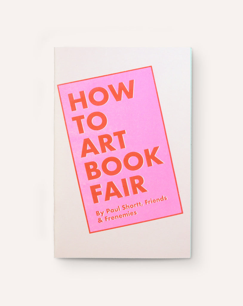 How to Art Book Fair