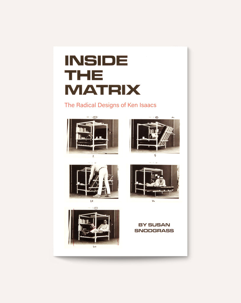 Inside the Matrix: The Radical Designs of Ken Isaac