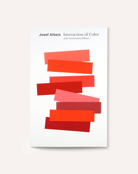 Interaction of Color (50th Anniversary Edition) / Josef Albers