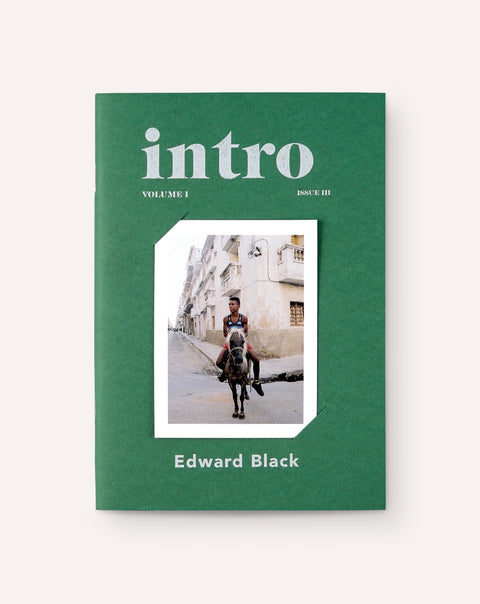 Intro: Edward Black