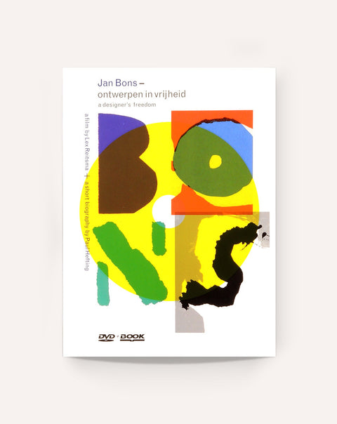 Jan Bons: A Designer's Freedom