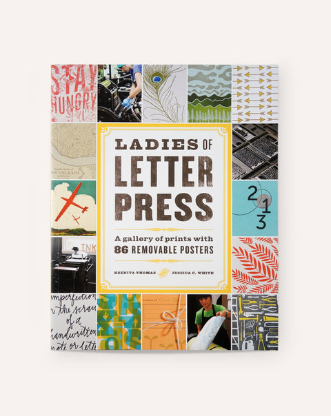 The Ladies of Letterpress