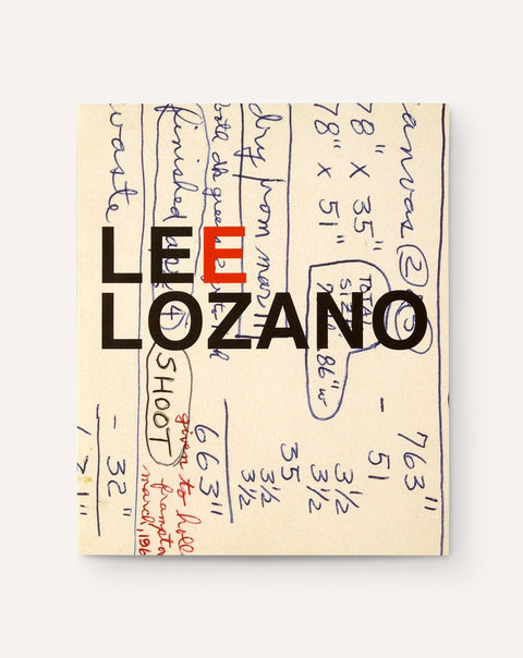 Lee Lozano - Slip Slide Splice