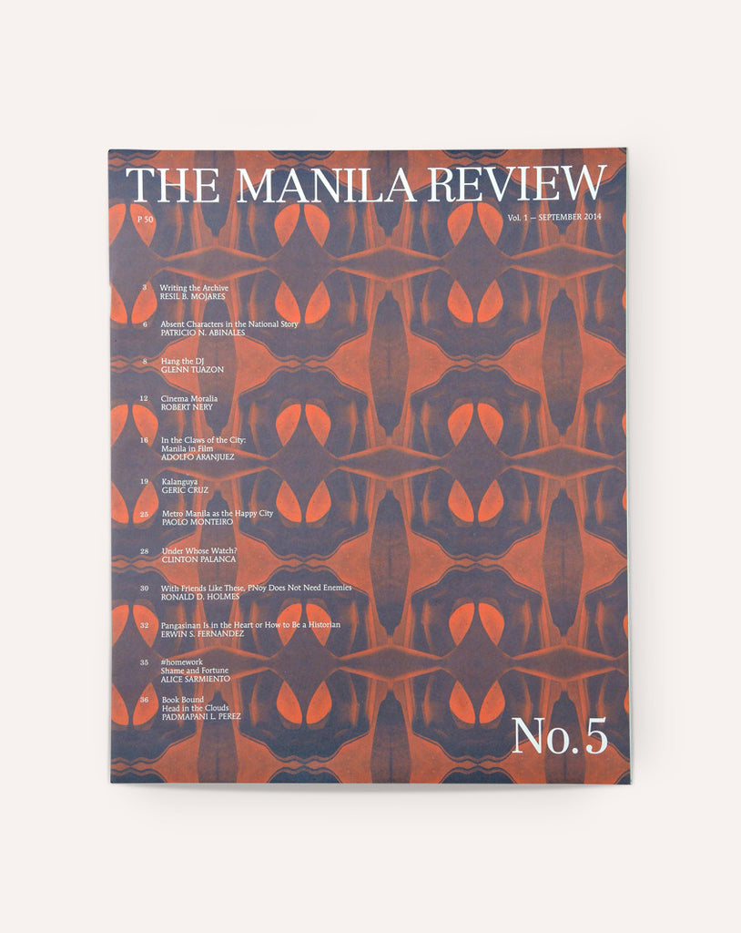 The Manila Review (Issue 5)