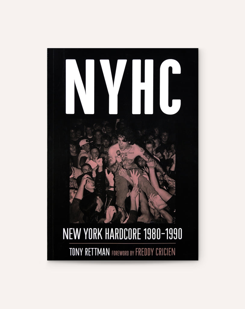 NYHC: New York Hardcore, 1980-1990