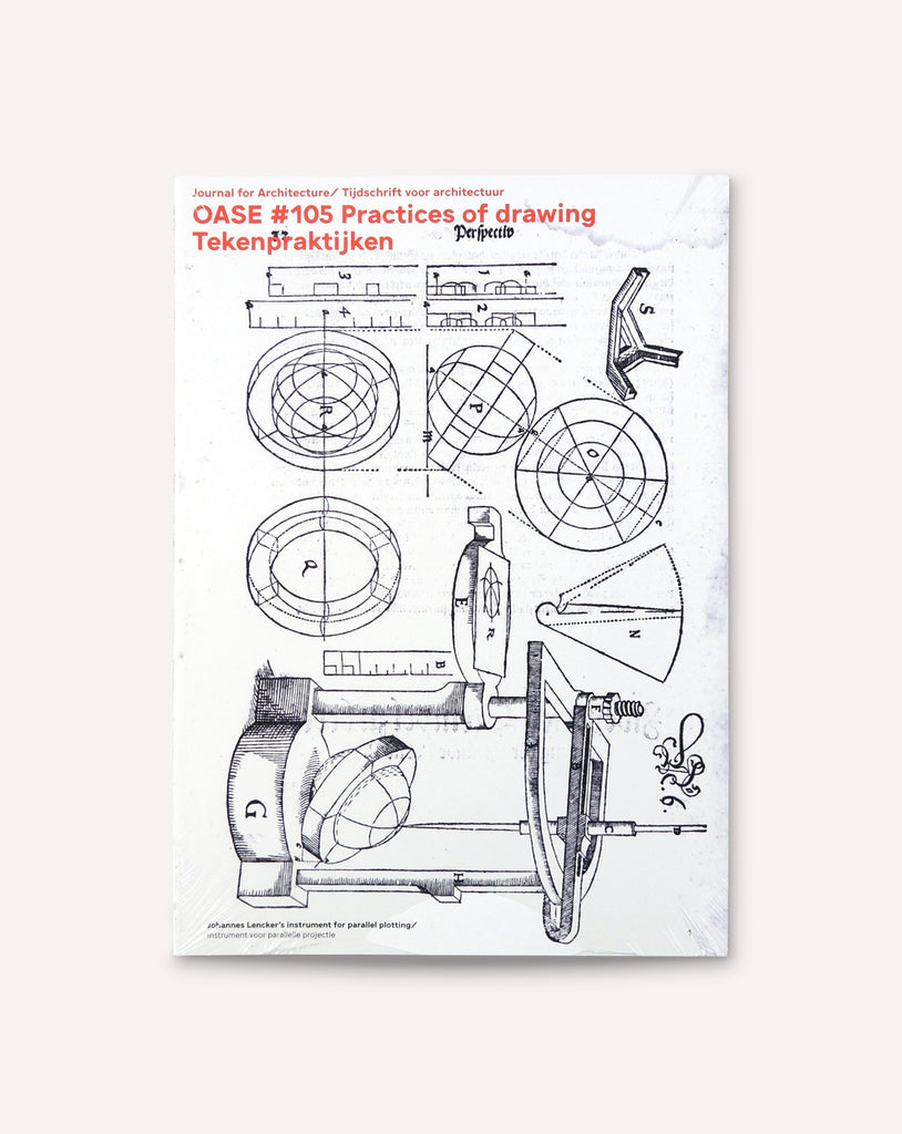 OASE #105: Practices of Drawing