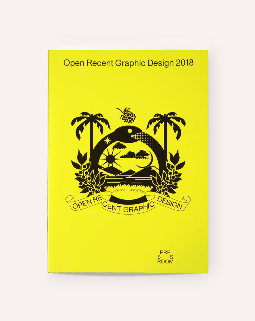 Open Recent Graphic Design 2018
