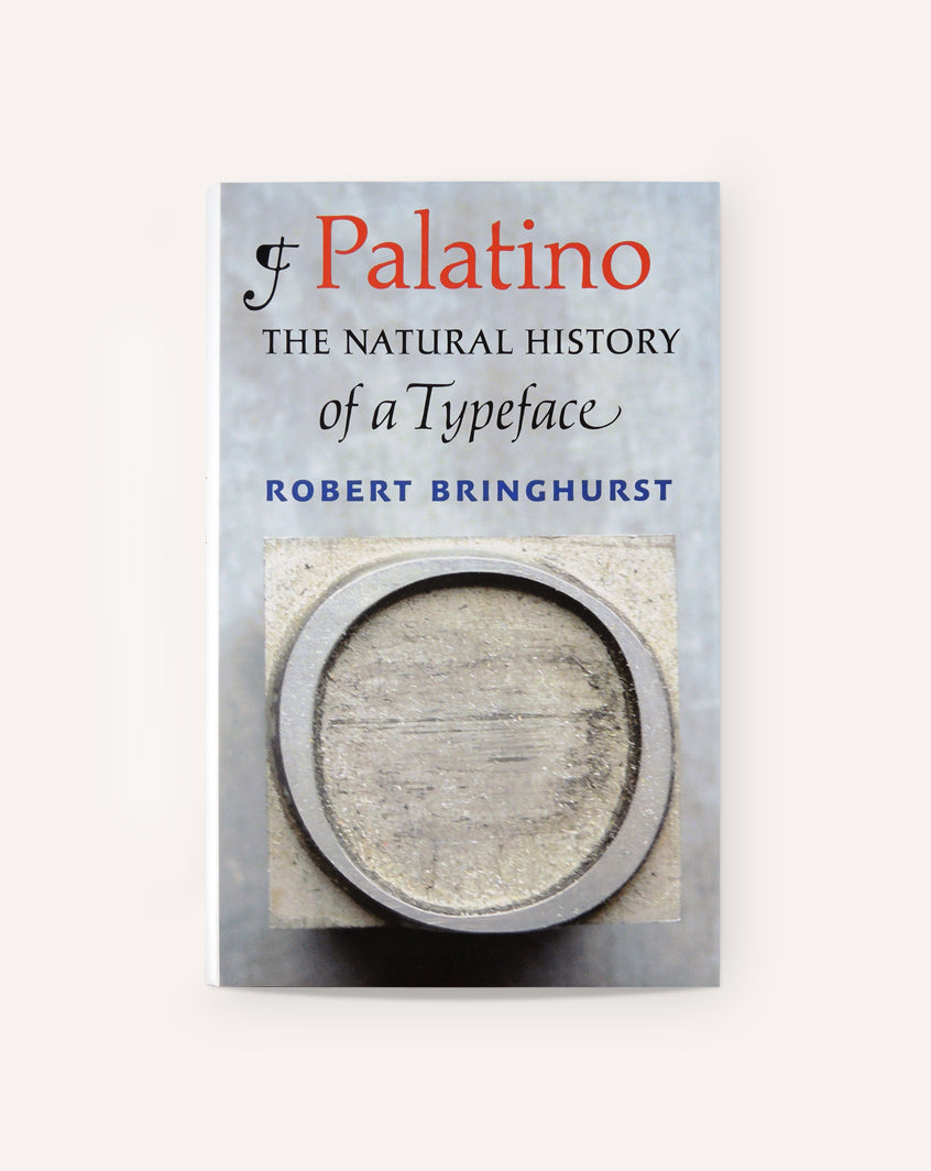 Palatino: The Natural History of a Typeface