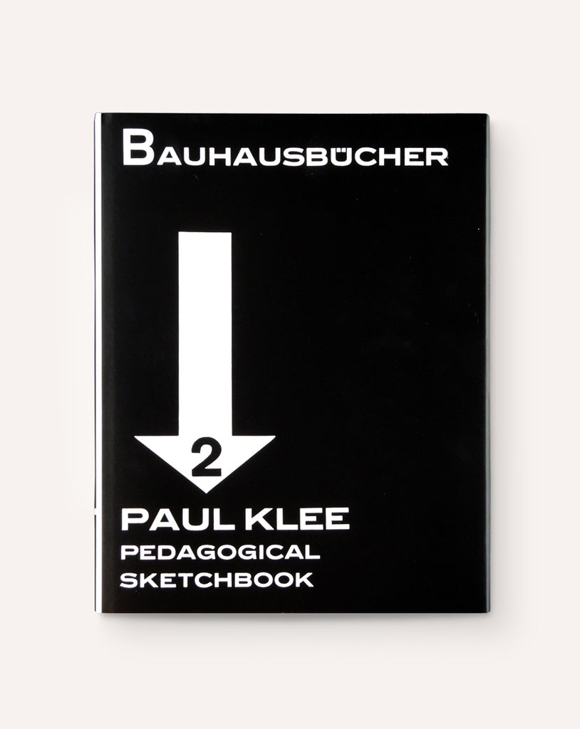 Paul Klee: Pedagogical Sketchbook