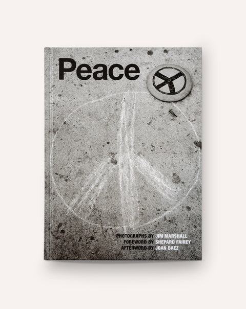 Peace - Photographs by Jim Marshall