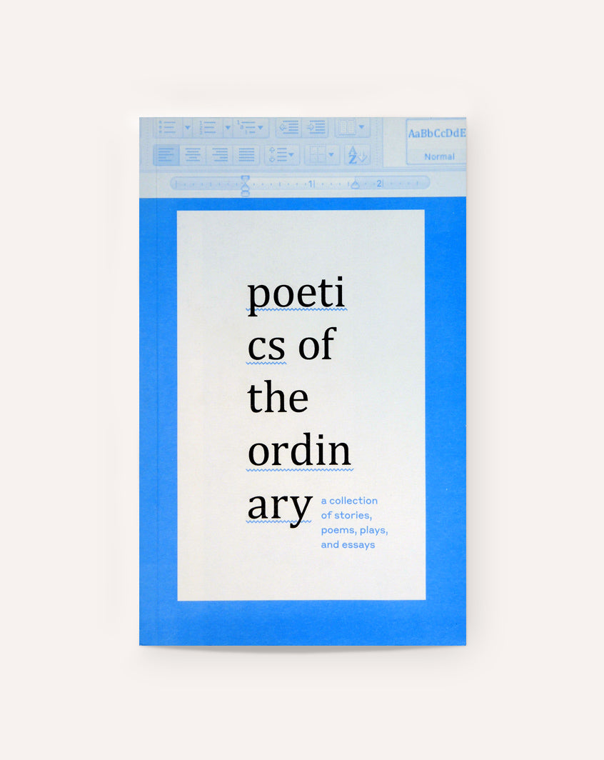 Poetics of the Ordinary